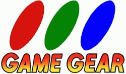 Sega game gear logo