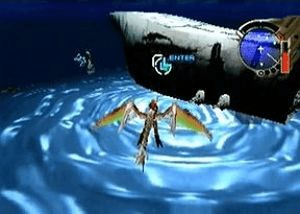 Panzer Dragoon Saga on Sega Saturn